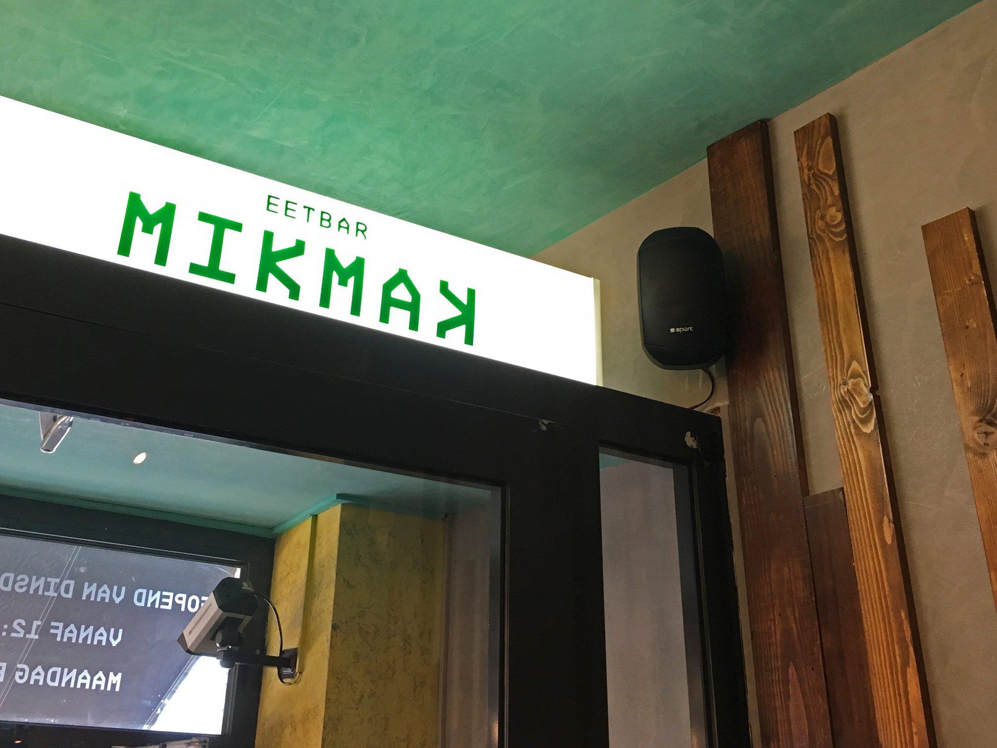 Eetbar MikMAK