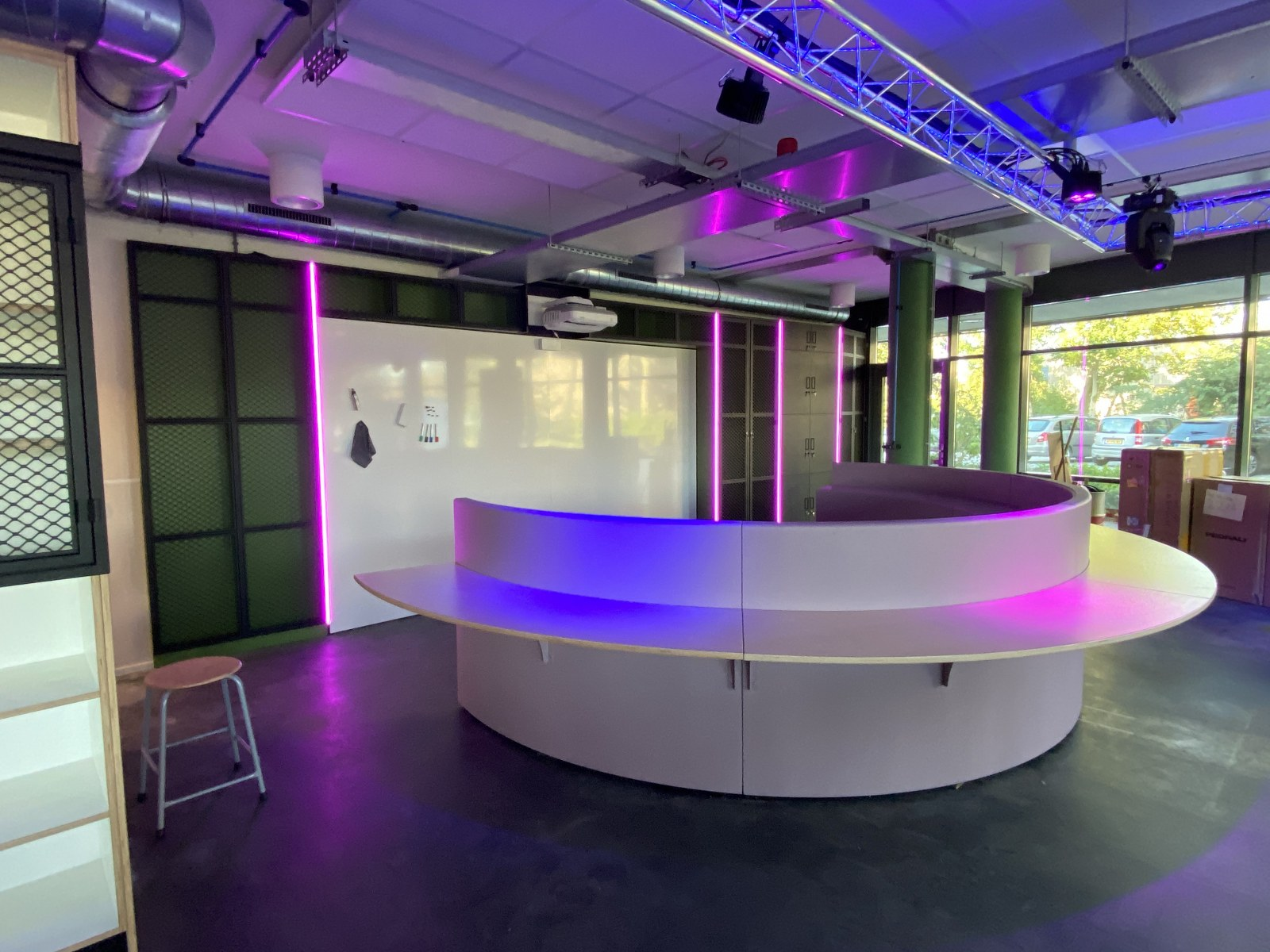 Experience lab Piter Jelles Ynsicht