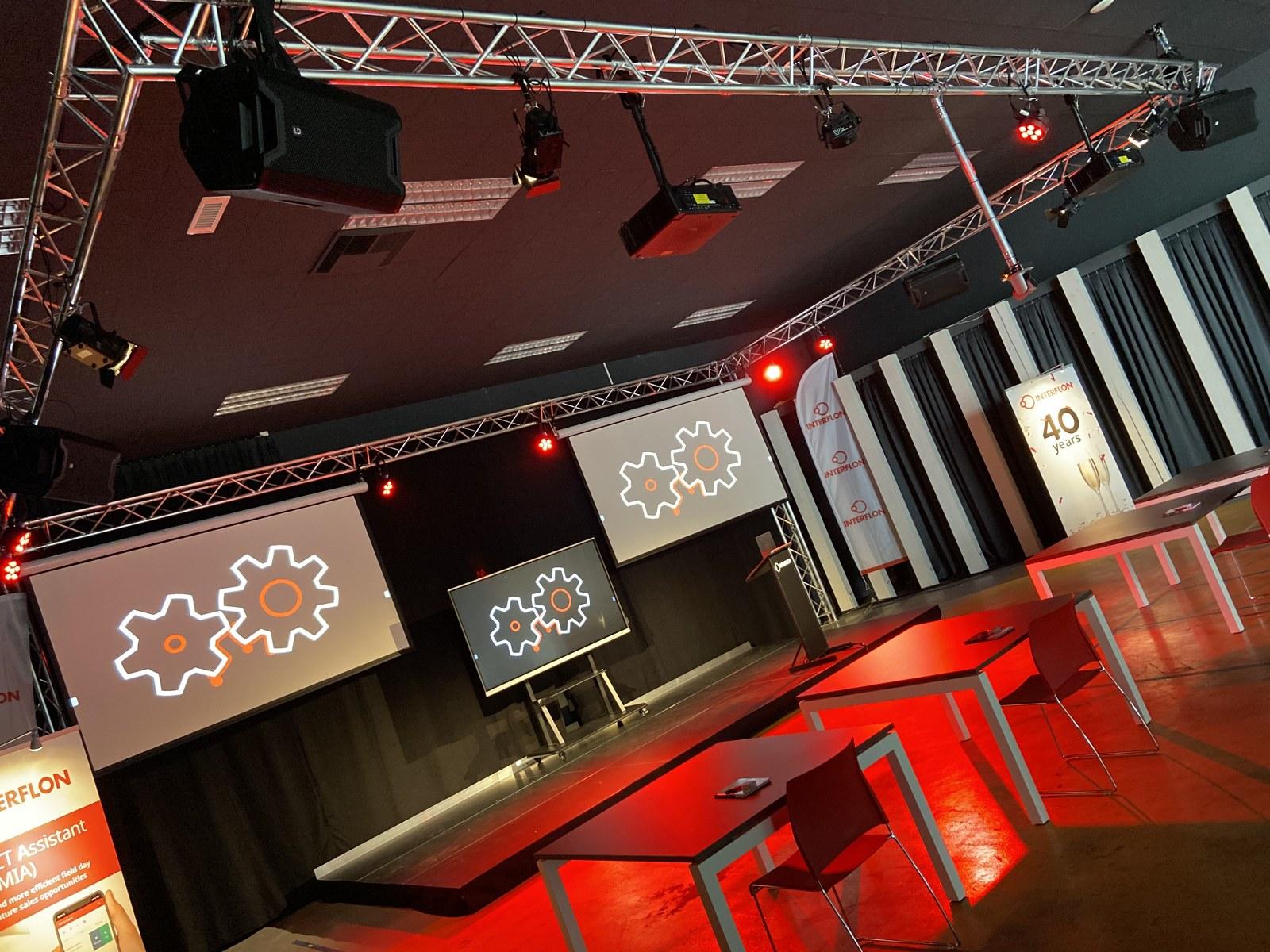 Interflon kiest voor modern Experience Centre